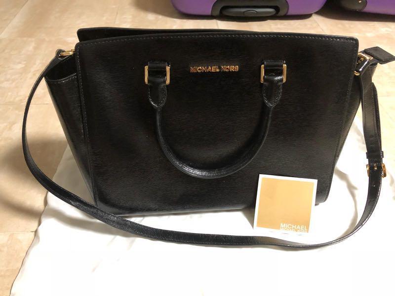Michael Kor Handbag L Women S Fashion