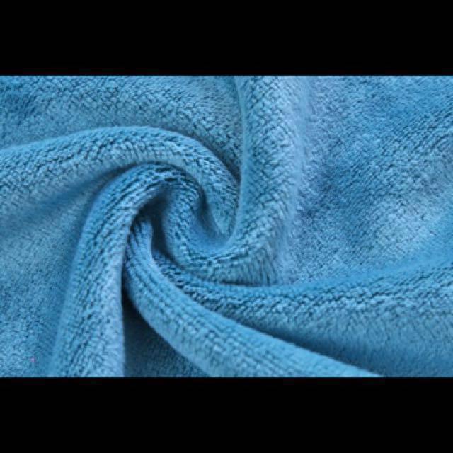 Microfibres Square Towel