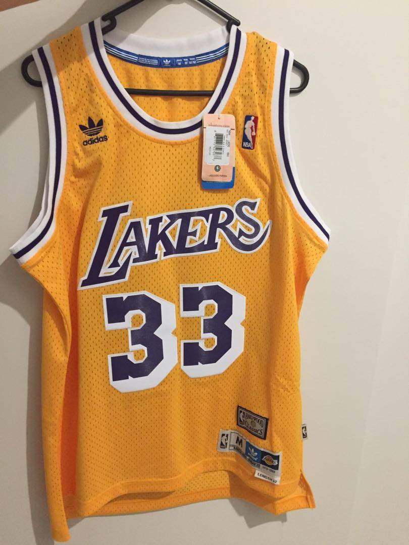 35aab08d509 NBA Lakers Jersey ORIGINAL