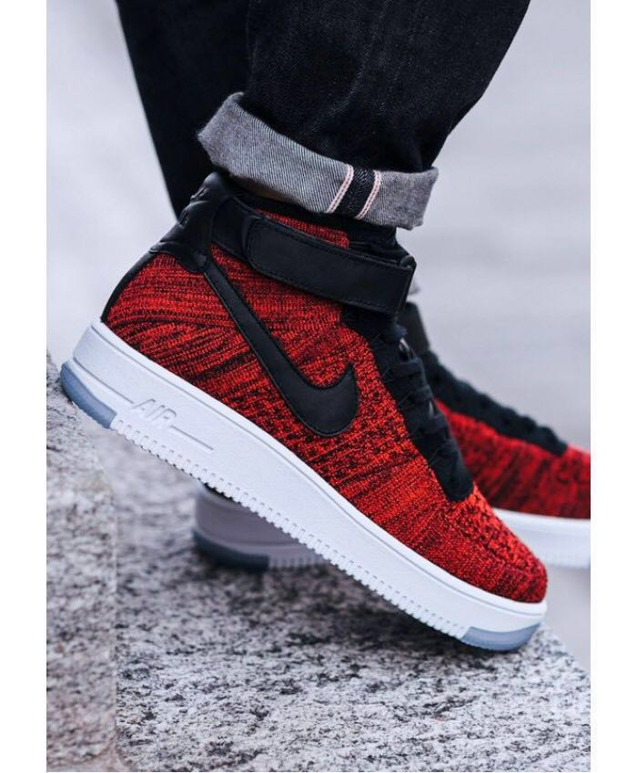 wholesale dealer ae764 cb844 Nike Air Force 1 Ultra Flyknit, Women s Fashion, Shoes on Carousell