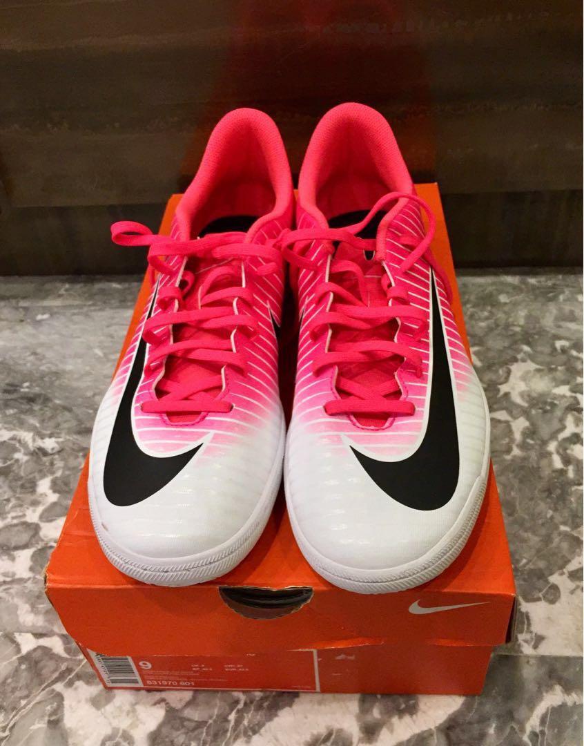 2c6b855b6 Nike Mercurial Vortex Indoor / Futsal Boots, Sports, Sports Apparel ...