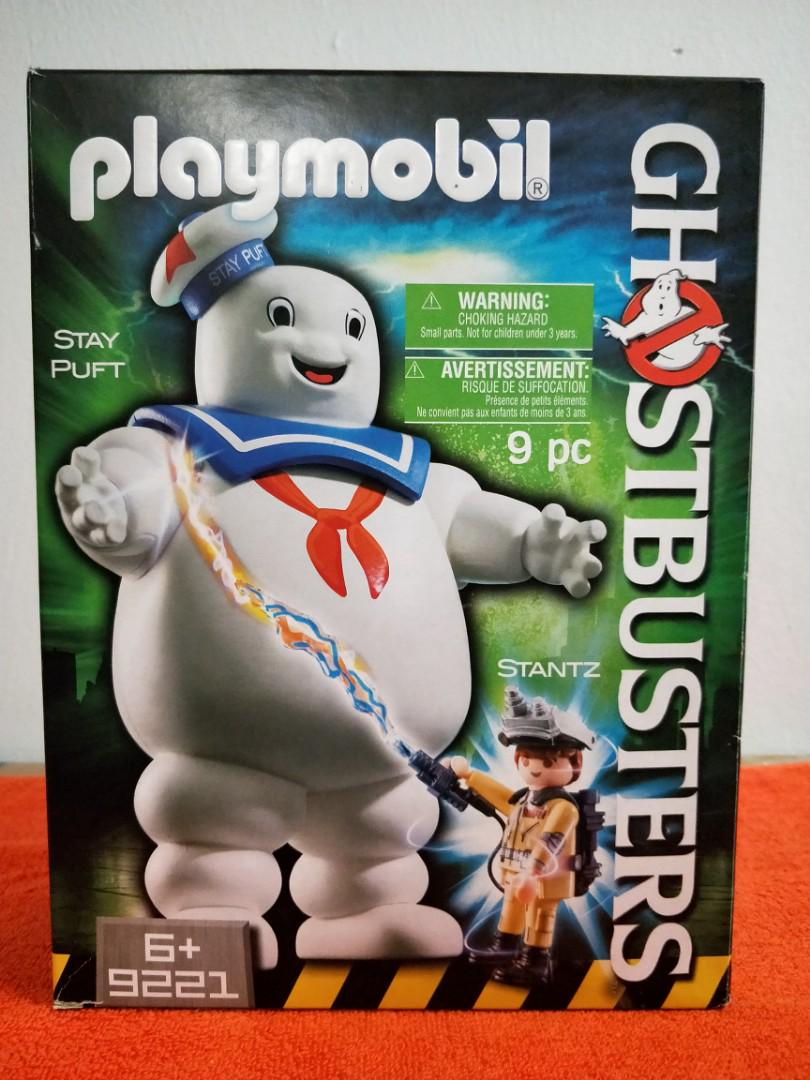 PLAYMOBIL Stay Puft Marshmallow Man Toys /& Games