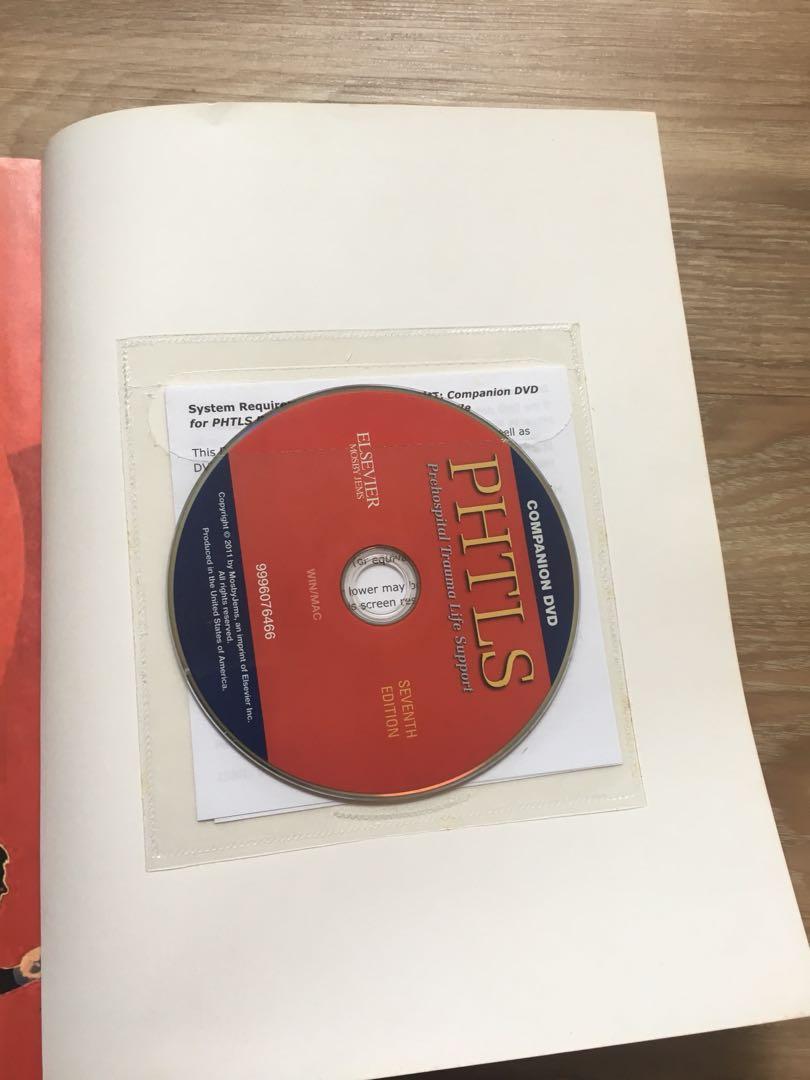 Prehospital Trauma Life Support (PHTLS) 7th Ed
