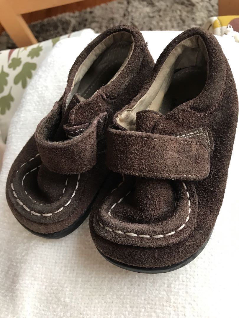 See Kai Run Brown Baby Shoes 6 For 12 14months Old