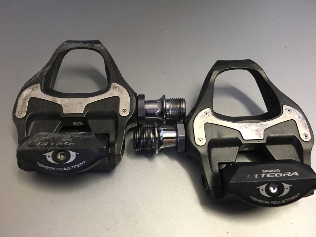 a81ba6363ee Shimano ultegra spd-sl carbon pedals, Bicycles & PMDs, Bicycles ...