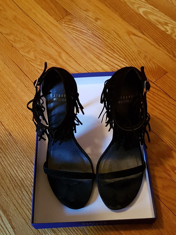 Stuart Weitzman Love Fridge Heels