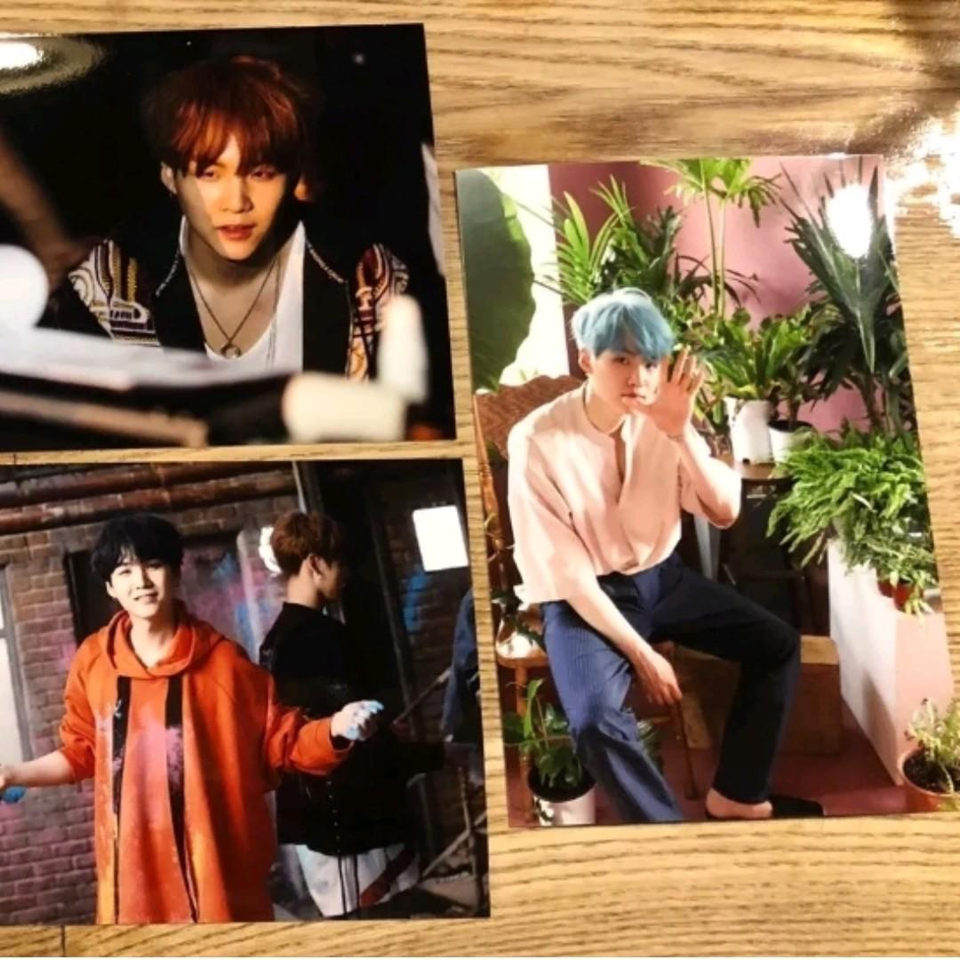 Suga Exhibition live photo