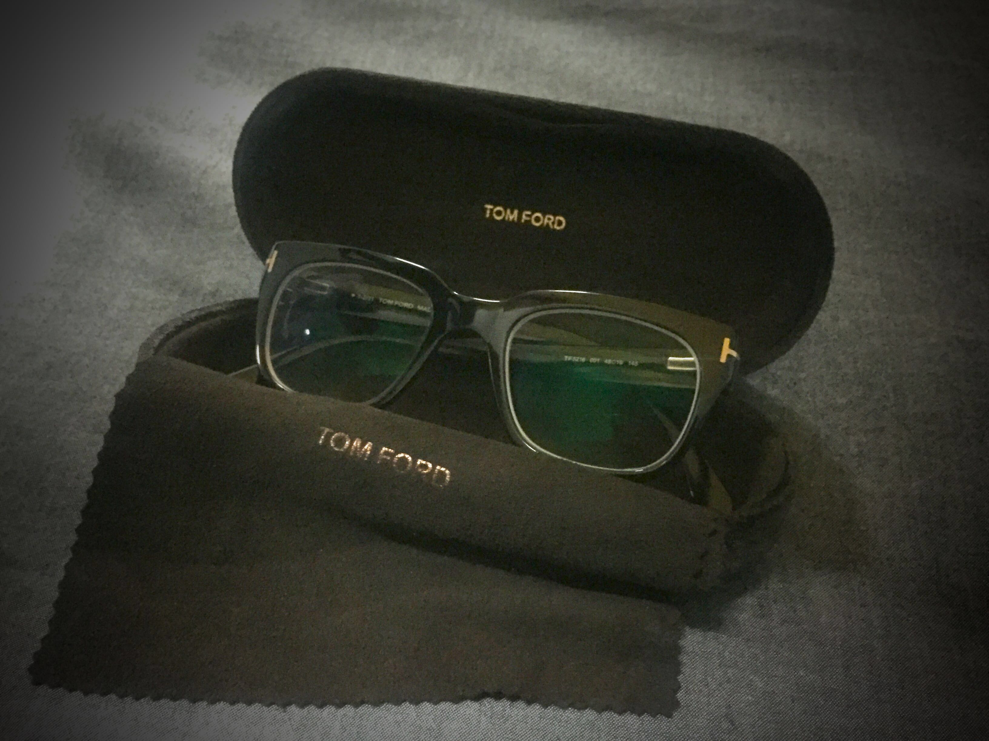 4551b6cfba5c Tom Ford TF5216 001 Spectacles