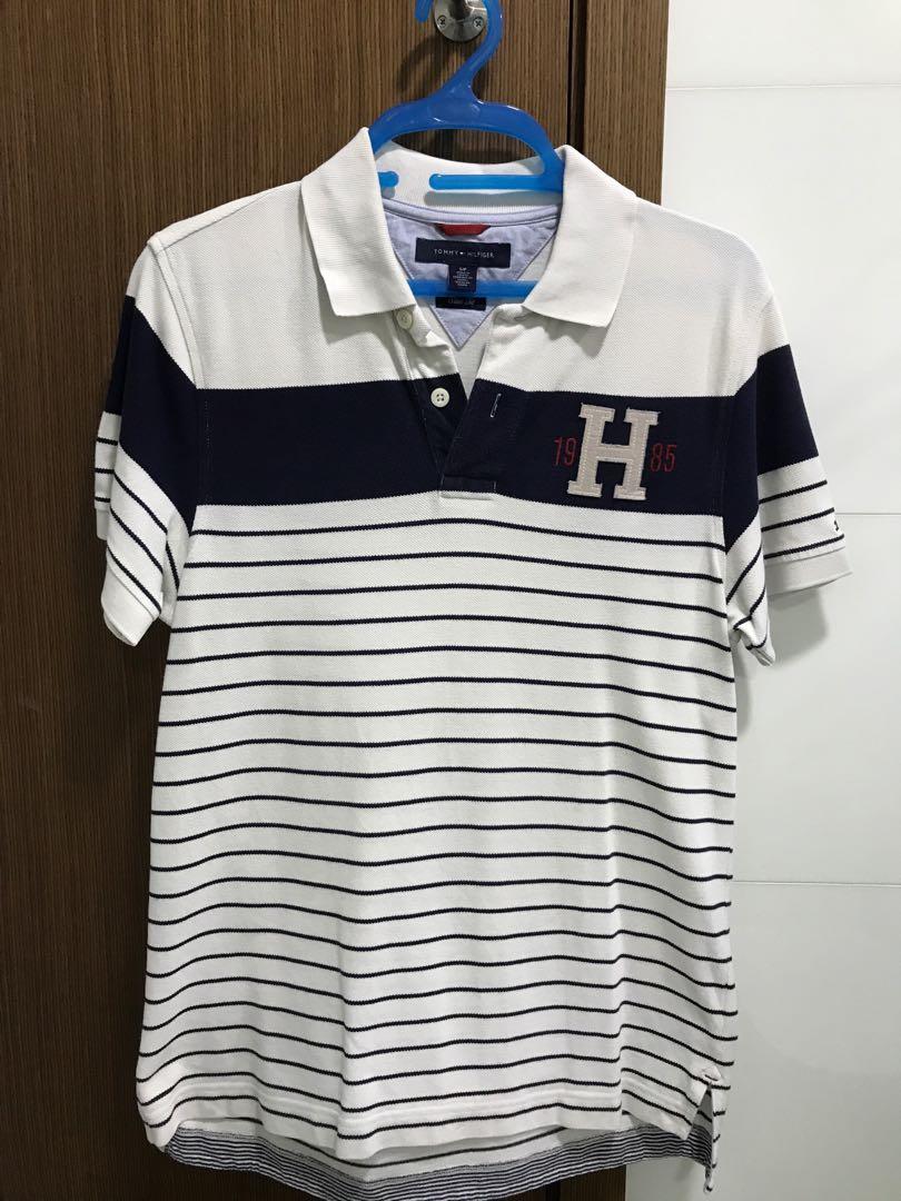 9562da5f Tommy Hilfiger Men's Polo Shirt, Men's Fashion, Clothes, Tops on ...