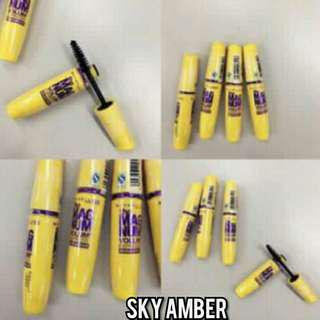Maybelline waterpoof Mascaras