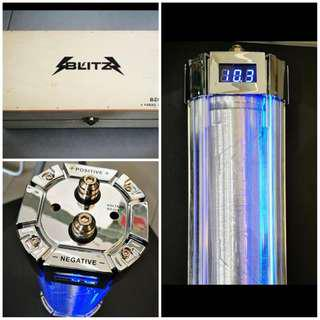 Blitz 5.0 fared capacitor ( USA BRAND)