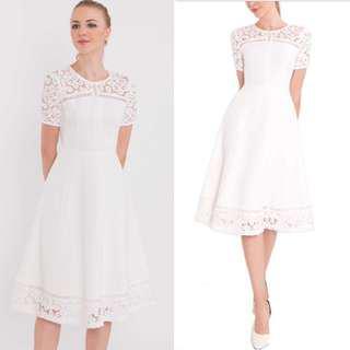 *BNWT* Doublewoot - New Dazhost Dress (White)