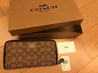 Coach Wallet 100%new and real
