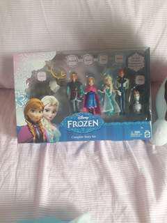 Frozen Complete Character Set
