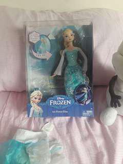 Frozen Elsa with Lights