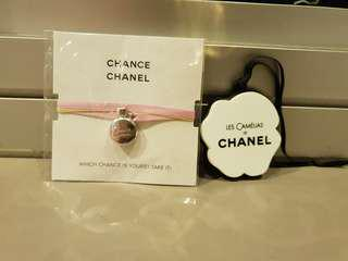 Chanel Chance Straps Set of 2