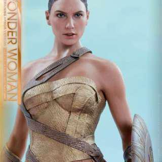 Hot Toys Wonder Woman Training Armour Outfit Ver - Last Piece