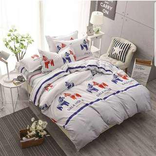 Cotton Bedsheets Set