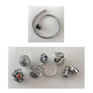 Pandora Charms & Bracelets
