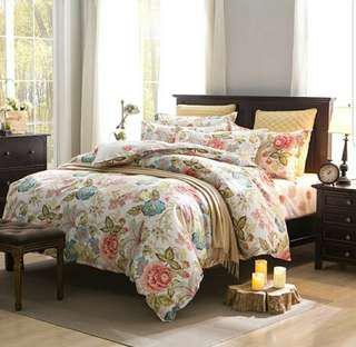 床上用品四件套 Cotton Bedsheets Set