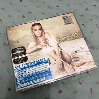 Ayumi - Summer Best (2CD+1DVD)