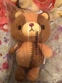 發條熊 上鍊熊 日本 全新