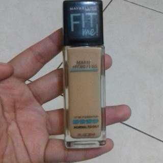Maybelline Fitme Matte + Poreless Founfation - Shades 230 Natural Buff