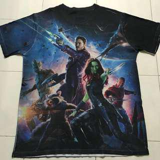 Marvel Guardians Of The Galaxy All Over Print Shirt