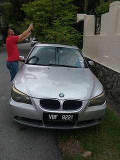 BMW E60 530 CASH