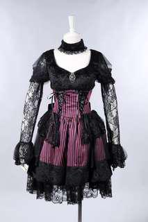 REPRICED Gothic Dress (RQ-BL Brand)