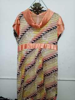 Batik wanita / batik preloved / rok batik / rok / batik
