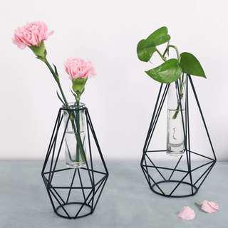 2 Stylish Vases