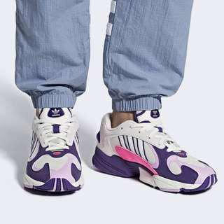 Authentic Adidas Dragon Ball Z Yung 1 Frieza