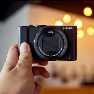 Panasonic LUMIX LX10 4K Compact Camera SWAP TOANY MILC (Mirrorless interchangeable-lens camera)