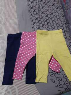 SALE! Mothercare leggings 3-6 mos.