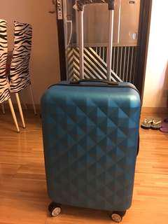 "24"" inch inches suitcase luggage 24 吋行李箱 喼"