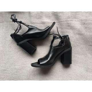 Pulp Strap Heels