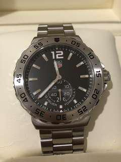 Tag Heuer Formula 1 Black Dial 42mm