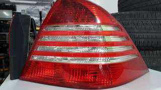 Mercedes W220 Rear Lights