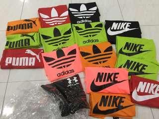 Sport Tee • Adidas • Nike • Under Amour • DIY
