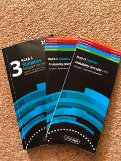 NCEA LEVEL 3 STATS REVISION GUIDE