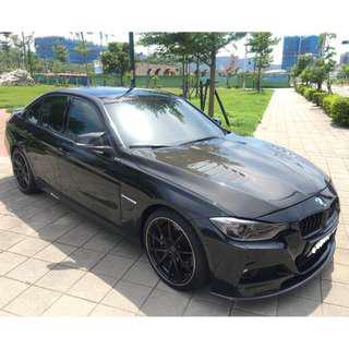自售 BMW F30 328 2012 全車近70萬精品 少跑