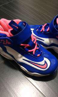 Original nike kobe rubber shoes kids