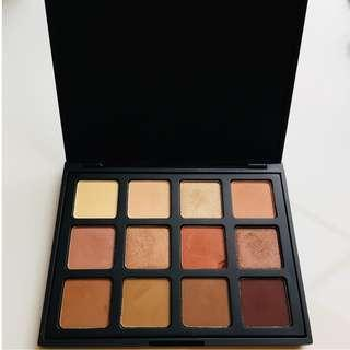 12NB NATURAL BEAUTY EYESHADOW PALETTE – Morphe
