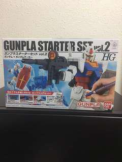 HG Gunpla Starter Set Vol 2