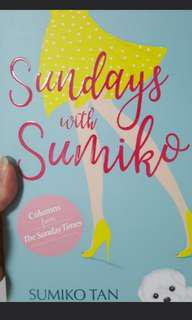 Sunday with sumiko