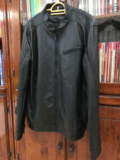 Leather Jacket Zara Men