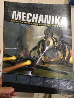 Mechanika & Illustrated books