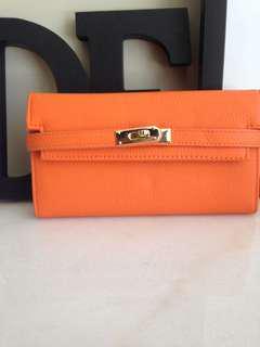 Replica Hermes wallet