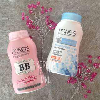 Pond's Magic BB Powder / Angel Face Powder